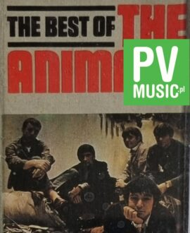 THE ANIMALS  THE BEST OF audio cassette
