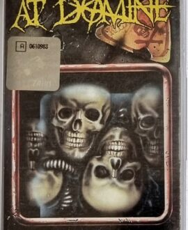 AT DOMINE  IN DEATH'S DARK PEACE audio cassette