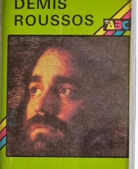 DEMIS ROUSSOS  DEMIS ROUSSOS audio cassette