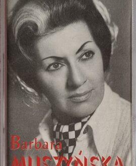 BARBARA MUSZYŃSKA  TYLKO ECHO audio cassette