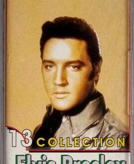 ELVIS PRESLEY  13 COLLECTION audio cassette
