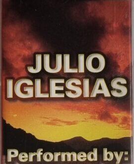 JULIO IGLESIAS  THE GREATEST HITS audio cassette