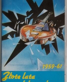 ZŁOTE LATA POLSKIEGO BEATU 59-61  WYROBEK, GODLEWSKI...audio cassette