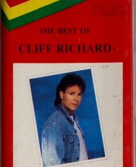 CLIFF RICHARD  THE BEST OF audio cassette