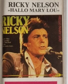 RICKY NELSON  HELLO MARY YOU audio cassette