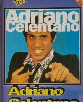ADRIANO CELENTANO  ADRIANO CELENTANO audio cassette
