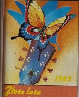 ZLOTE LATA POLSKIEGO BEATU 1963  K.STANEK, NIEBIESKO-CZARNI..audio cassette