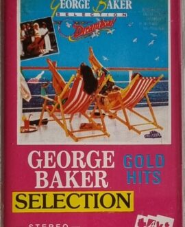 GEORGE BAKER  SELECTION audio cassette