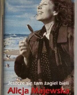ALICJA MAJEWSKA  THE BEST OF audio cassette