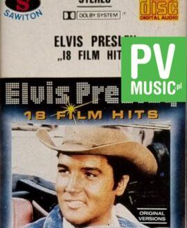 ELVIS PRESLEY  18 FILM HITS audio cassette