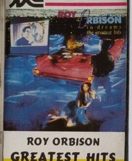 ROY ORBISON  GREATEST HITS audio cassette