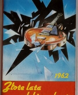 ZŁOTE LATA POSLKIEGO BEATU 1962  NIEMEN, NIEBIESKO-CZARNI..audio cassette