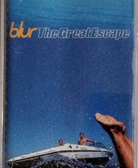 BLUR  THE GREAT ESCAPE audio cassette