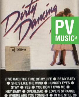DIRTY DANCING  SOUNDTRACK audio cassette