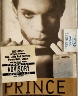 PRINCE  THE HITS 2 audio cassette