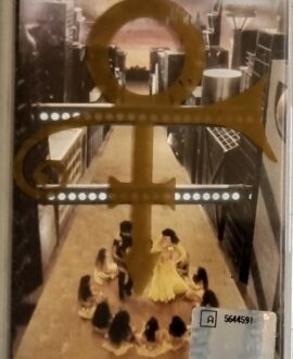 """PRINCE AND THE NEW POWER GENERATION  """"LOVE SYMBOL"""" audio cassette"""