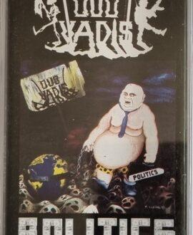 QUO VADIS  POLITICS audio cassette