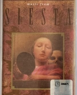 MILES DAVIS & MARCUS MILLER  MUSIC FROM SIESTA audio cassette
