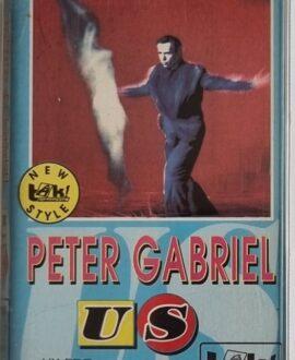 PETER GABRIEL  US audio cassette
