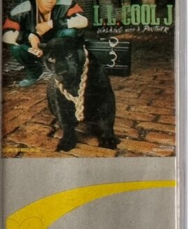 LL COOL J  WALKING WITH A PANTHER audio cassette