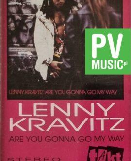 LENNY KRAVITZ  ARE YOU GONNA GO MY WAY audio cassette