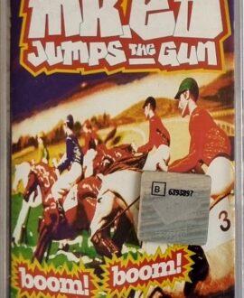 MR. ED JUMPS THE GUN  BOOM! BOOM! audio cassette