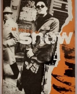 SNOW  12 INCHES OF SNOW audio cassette