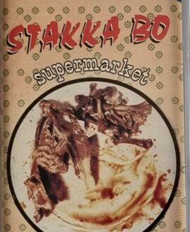 STAKKA BO  SUPERMARKET audio cassette