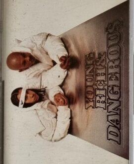 KRISS KROSS  YOUNG,RICH & DANGEROUS audio cassette