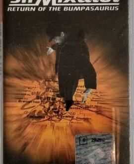 SIR MIX A LOT RETURN OF THE BUMOASAURUS audio cassette