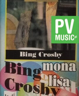 BING CROSBY  MONA LISA audio cassette