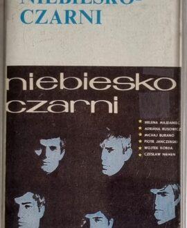 NIEBIESKO-CZARNI  NIEBIESKO-CZARNI audio cassette