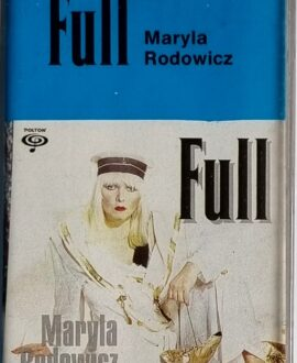 MARYLA RODOWICZ  FULL audio cassette
