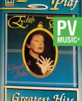 EDITH PIAF  GREATEST HITS audio cassette