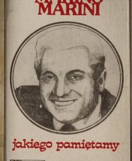 MARINO MARINI  JAKIEGO PAMIĘTAMY audio cassette