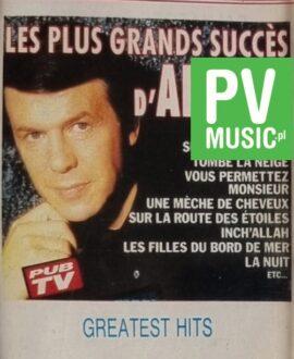 SALVATORE D'ADAMO  GREATEST HITS audio cassette