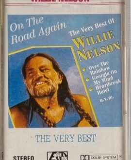 WILLIE NELSON  THE VERY BEST OF audio cassette