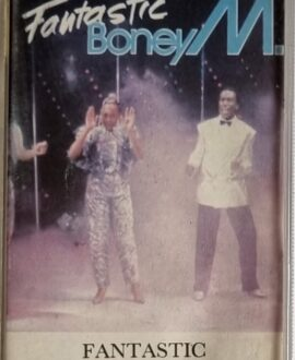 BONEY M.  FANTASTIC audio cassette