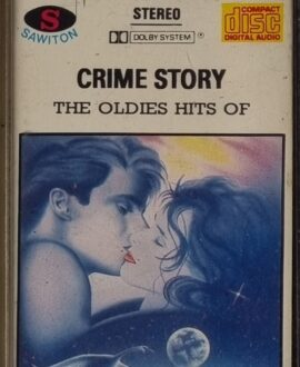 CRIME STORY  DEL SHANNON, DORIS DAY..audio cassette