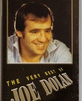 JOE DOLAN  THE VERY BEST OF audio cassette