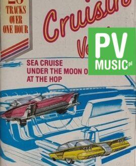 CRUISIN vol.1  THE ANGELS, LTTLE RICHARD...audio cassette