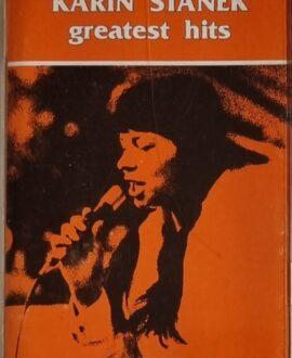 KARIN STANEK  GREATEST HITS audio cassette