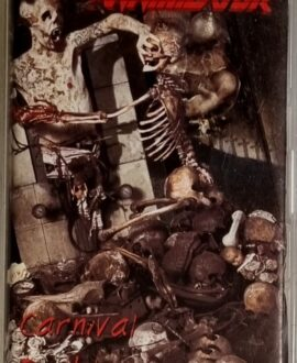 ANNIHILATOR  CARNIVAL DIABLOS audio cassette